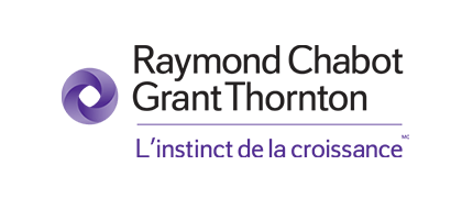Logo Raymond Chabot Grant Thornton