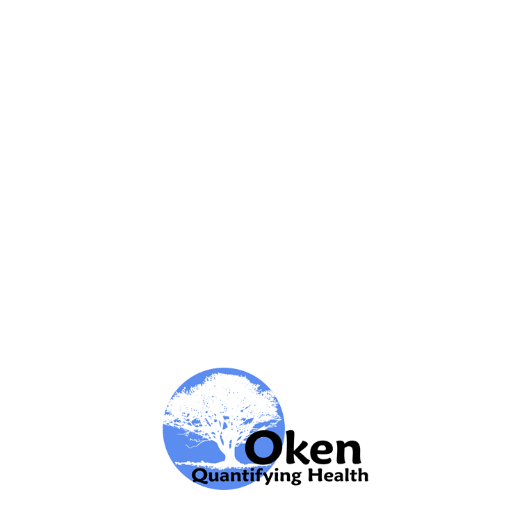 Logo Oken Quantifying Health