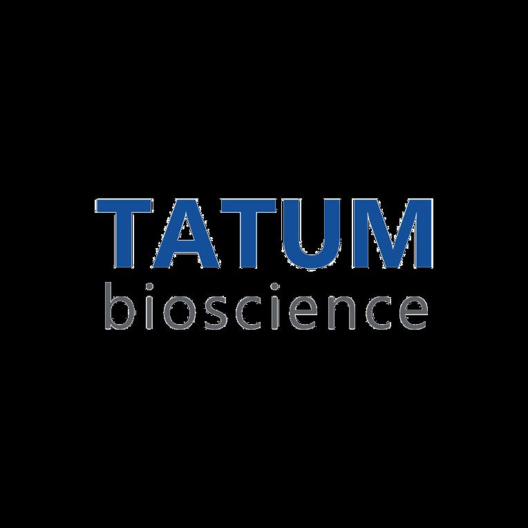 Logo Tatum bioscience